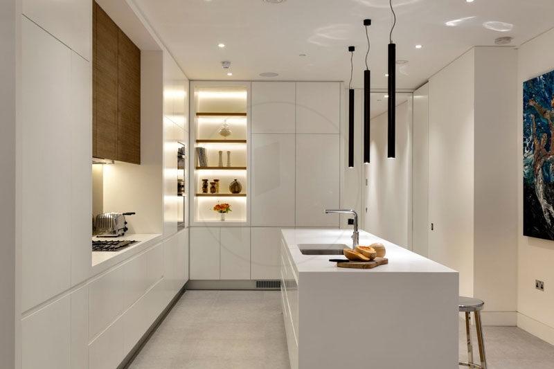 Kitchen A40 White