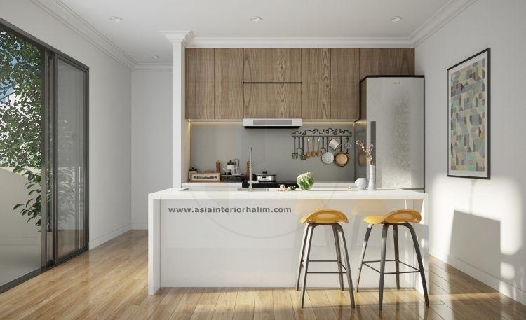 Kitchen A51 - Asia Interior Halim..