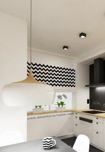 Kitchen A56 contemporary-Asia Interior Halim...