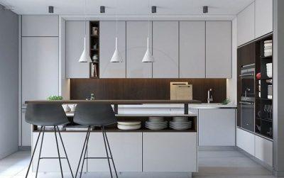 Kitchen A43 White
